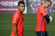 Mazinho: Nie wykluczamy odejścia Rafinhi z Barcelony w zimie