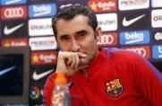 Wątpliwości Ernesto Valverde przed meczem z Atlético Madryt