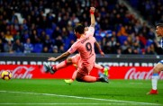 Tridente Messi-Dembélé-Suárez ma już na koncie 35 goli i 21 asyst
