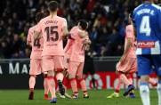 Sport: Drugi garnitur Barcelony wreszcie zdaje egzamin