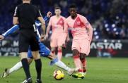 Co grozi Ousmane'owi Dembélé za powtarzające się spóźnienia?