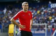 AS opisuje, jak wyglądała reakcja Valverde na spóźnienie Dembélé