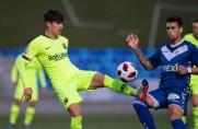 Barça B wygrywa na wyjeździe z Badaloną