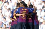 Siedmiu piłkarzy Barcelony nominowanych do najlepszej jedenastki roku UEFA.com