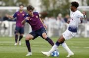 Barcelona przegrała z Tottenhamem w ostatniej kolejce fazy grupowej UEFA Youth League