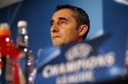 Ernesto Valverde: Mamy wielkie szczęście, że możemy liczyć na Cillessena
