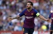 Rekordy Leo Messiego w LaLidze