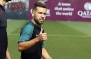Jordi Alba: Dembélé sprawdza się na boisku, każdy może popełnić błąd