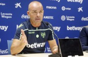 Paco López: Nie boimy się grać przeciwko Barcelonie
