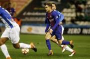 Marca: Denis Suárez chce opuścić Barcelonę wzimowym okienku transferowym