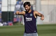 André Gomes o swoim pobycie w Barcelonie: Było trudno, ponieważ widziałem, jak moi rodzice cierpią