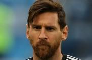 Ostatnie wyzwanie Leo Messiego w 2018 roku