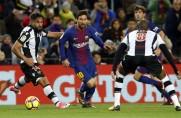 Siła ofensywy Barcelony i Levante gwarancją goli na Estadi Ciutat de Valencia