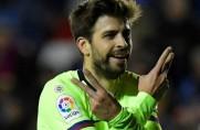 Gerard Piqué: Luis i Leo to najlepsza para napastników w ostatnich latach