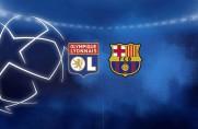 Barça zagra z Lyonem w 1/8 finału Ligi Mistrzów!