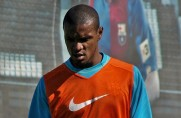 Barça vs. Lyon - wyjątkowy dwumecz dla Érica Abidala i Samuela Umtitiego