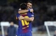 Ofensywa FC Barcelony jedną z najlepszych w Europie