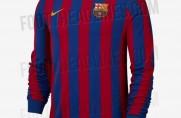 Portal Footy Headlines publikuje zdjęcia nowej okolicznościowej koszulki Barcelony