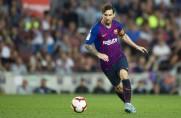 AS: Ernesto Valverde rozważa wystawienie Leo Messiego w rewanżowym meczu z Levante