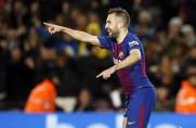 Jordi Alba odebrał nagrodę dla najlepszego katalońskiego sportowca 2018 roku