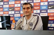 Ernesto Valverde: Środkowy napastnik? Mamy Luisa Suáreza