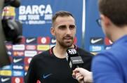 Paco Alcácer: Kiedy ktoś jest obdarzany zaufaniem, wszystko przychodzi mu łatwiej