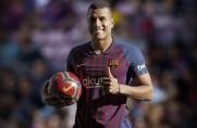 Jeison Murillo może jutro zadebiutować na Camp Nou w barwach Barcelony