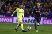 Trener Levante dokona rotacji w składzie w jutrzejszym meczu z Barçą na Camp Nou