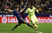 Barcelona od dziewięciu lat nie odpadła w 1/8 finału Pucharu Króla