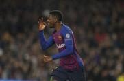 Kolejny sezon Ousmane'a Dembélé ze znakomitymi statystykami