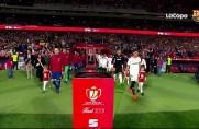 Barcelonazmierzy sięz Sevillą w ćwierćfinale Pucharu Króla