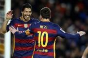 Ofensywne tridente znów zaczyna stanowić o sile ataku Barcelony