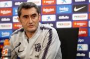 Ernesto Valverde: Zasady powinny być jasne dla tych, którzy je czytają, a nie piszą