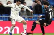 José Arnaiz prawdopodobnie nie zagra jutro z Barceloną
