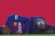 Ousmane Dembélé doznał kontuzji w meczu z Leganés [Aktualizacja]