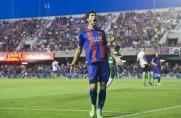 Udany debiut Carlesa Aleñi w podstawowym składzie Barcelony w LaLidze