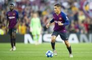 Kontuzja Dembélé ostatnią szansą dla Coutinho na powrót do składu w kluczowym momencie sezonu