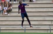 Sport: Ilaix Moriba przedłuży kontrakt z Barceloną do 2022 roku