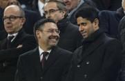 Słodka zemsta prezydenta Josepa Marii Bartomeu na Paris Saint-Germain
