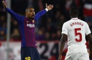 Kevin-Prince Boateng: Mój debiut jest wyjątkowy, ale jestem zły i smutny