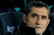 Ernesto Valverde: Musieliśmy cierpieć, aby odnieść zwycięstwo