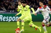Messi już na drugim miejscu w rankingu piłkarzy Barçy z największą liczbą występów w Lidze Mistrzów