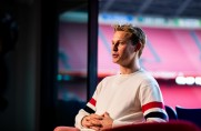 Frenkie de Jong: Barcelona to klub moich marzeń