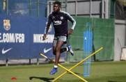 Sport: Barcelona nie zamierza przyspieszać powrotu Samuela Umtitiego