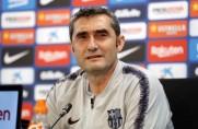 Ernesto Valverde: Suárez gwarantuje nam okazje bramkowe w każdym spotkaniu, trudno jest nie stawiać na takiego piłkarza
