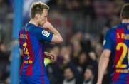 Trzech piłkarzy Barcelony zagrożonych absencją w meczu z Realem Madryt w LaLidze