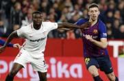 Ostatni kwadrans kluczowym momentem w meczach Barcelony i Sevilli