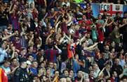 UEFA wszczęła postępowanie przeciwko Barcelonie za zachowanie jej kibiców w Lyonie