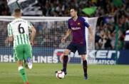 Sergio Busquets: Nie zaskakuje nas już to, co robi Messi