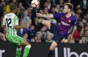 Ivan Rakitić: Chapeau bas dla fanów Betisu za oklaskiwanie Messiego